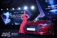 Hỵundai Elantra 2016 chính thức ra mắt tại Việt Nam