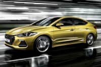 Hyundai Elantra Sport 2017 - thêm cá tính tăng sức mạnh